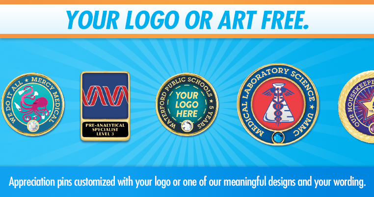 Your Logo or Art Free!