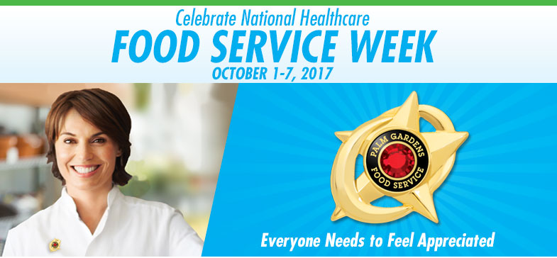 National Healthcare Food Service Workers Week - Brown ...