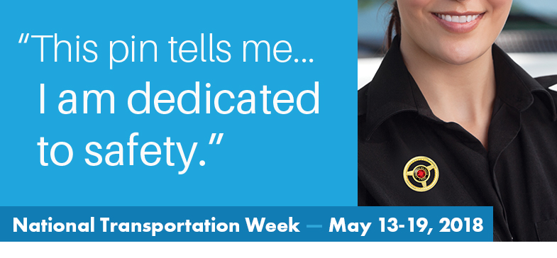 National Transportation Week  May 13-19, 2018