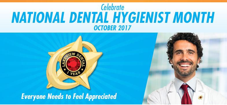 Celebrate National Dental Hygienist Month - October 2016